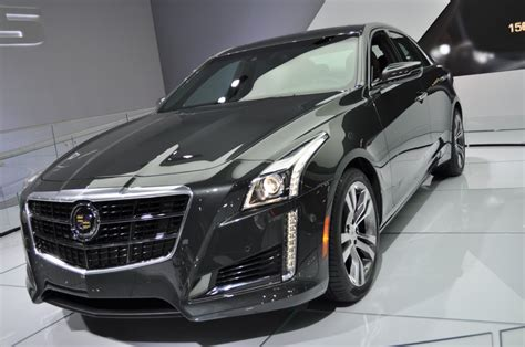 It's Time To Configure Your 2014 Cadillac Cts Sport Sedan