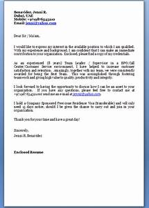 what to include in a cover letter for a job application With what should a job cover letter include