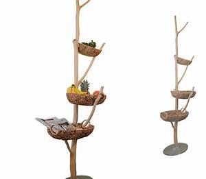 Korb Selber Machen : dekobaum korb treestyle ~ Lizthompson.info Haus und Dekorationen