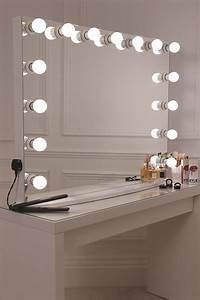 Hollywood Glow Xl Pro Vanity Mirror Lullabellz