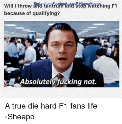 Fuck Life Meme - f1 memes on sizzle meme and memes