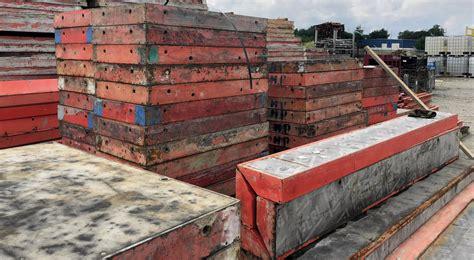 used concrete forms for sale used peri trio concrete forms for sale millssupply net