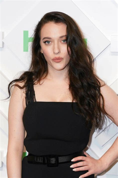 Kat Dennings Hulu Upfront Presentation New York