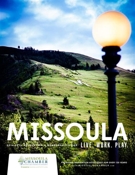 ISSUU - Missoula Relocation Guide - 2014 by Missoulian