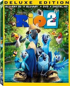 Rio At Home : rio 2 flies home on 3d blu ray blu ray dvd july 15 ~ Lateststills.com Haus und Dekorationen