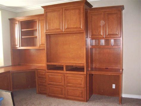 Office Furniture Cabinets by Custom Home Office Cabinets Cabinet Wholesalers