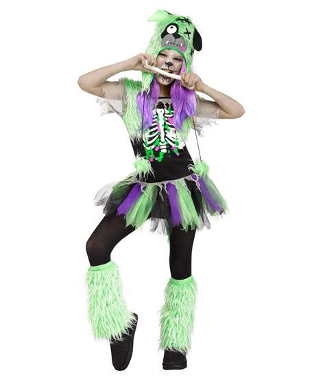 zombie doggie girls costume zombie costumes
