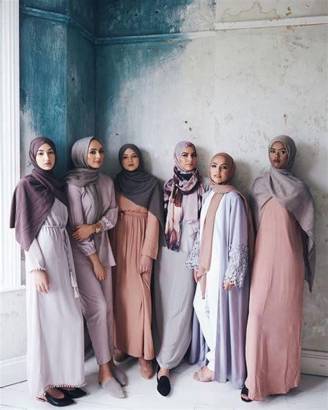 model busana muslim wanita syari model baju muslimah