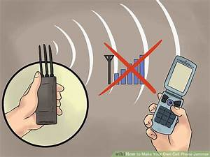 The Easiest Way To Make Your Own Cell Phone Jammer