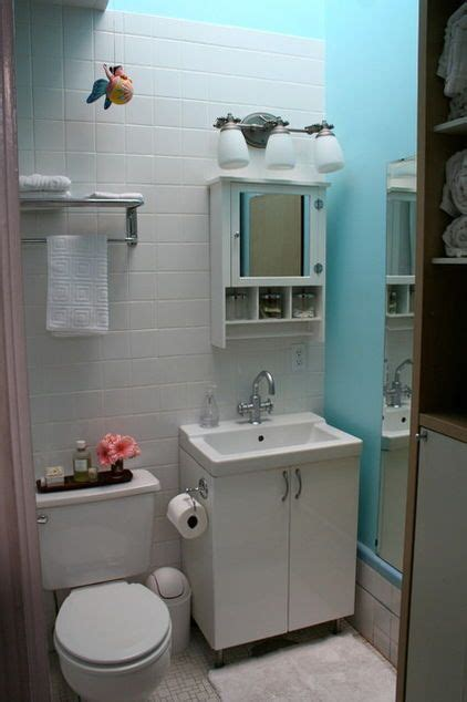 Small Bathroom Ideas Houzz by Eclectic Bathroom Houzz Tour Small Eclectic San Francisco