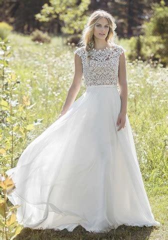 white dress plus size 20 gorgeous modest wedding dresses lds living