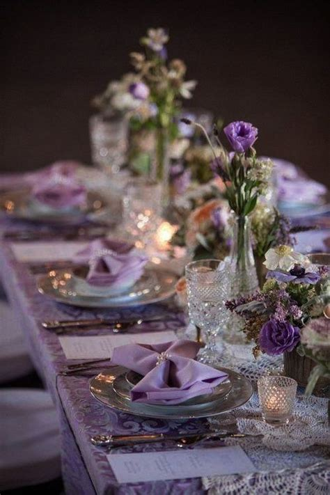 1136 Best Images About Lavender Theme On Pinterest