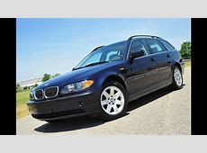 Davis AutoSports 2004 BMW 325xi Wagon 80k For Sale YouTube
