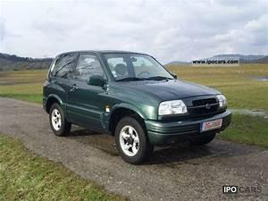 2000 Suzuki Grand Vitara 1 6 16v  Trailer Hitch  Aluminum