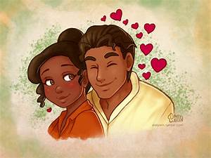 Princess and the Frog: Tiana and Naveen by daisyein on ...