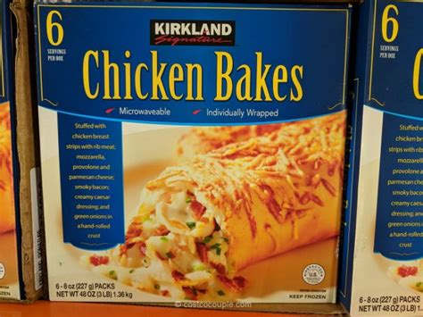 See the latest costco catering prices for the entire menu including costco deli trays: Kirkland Signature Chicken Bakes