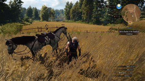 witcher upgrade horse which comments