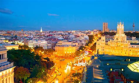 madrid spanische hauptstadt und urbane metropolregion