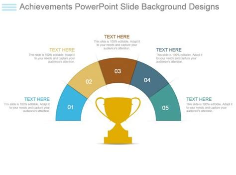 achievements powerpoint  background designs