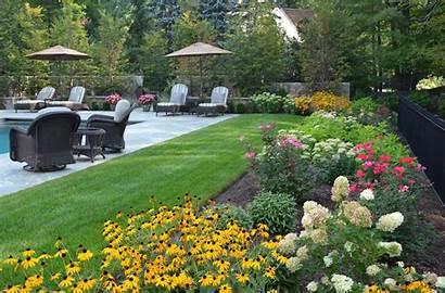 Perennial Garden Plan Colorful Gardens Plans Roses