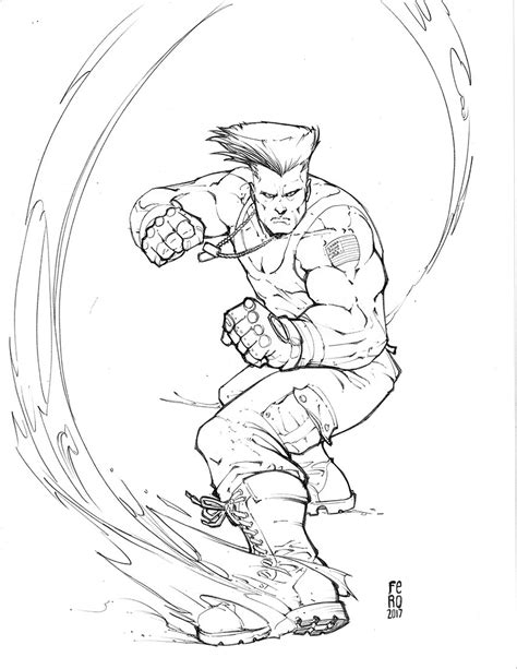 fighter 5 coloring pages best image of coloring