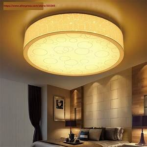 White, Warm, White, 220v, Acrylic, Led, Ceiling, Light, 30w, Dia, 500mm, Led, Bedroom, Lamp, 30w, With, Led