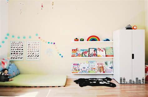 Kinderzimmer Mädchen Montessori by Michels Kinderzimmer Mit 2 5 Jahren Montessori