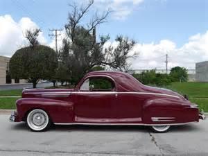 1942 Lincoln Zephyr