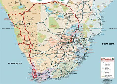 turisti per caso sudafrica cartina viaggio viaggi vacanze e turismo turisti per caso