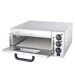 electric pizza oven commercial single deck  hotel