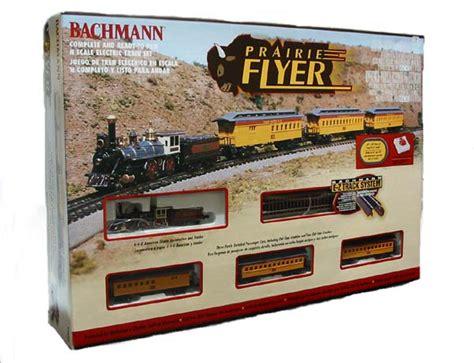 train scale american flyer bachmann prairie usa hattons box