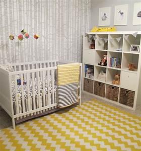Woodland Nursery Decor Room : New Woodland Nursery Decor