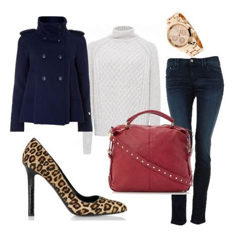 Leopard shoes outfits