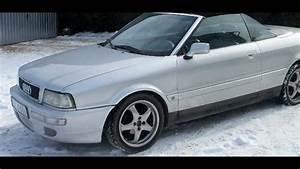Audi 80 Cabrio Bolero : audi 80 b4 2 3 b convertible 1992r silver cabrio poland ~ Jslefanu.com Haus und Dekorationen