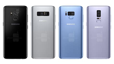 samsung galaxy s9 design renders offer an early glimpse at