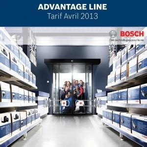 bosch siege social svd gamme bosch advantage line