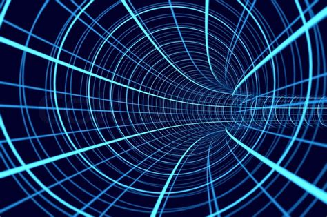 Backgrounds Moving by A Space Motion Background Information Stock Image