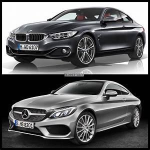 BMW 4 Series vs Mercedes-Benz C Class Coupe