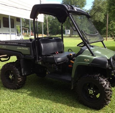 2011 John Deere Gator 825  Louisiana Watson $10000