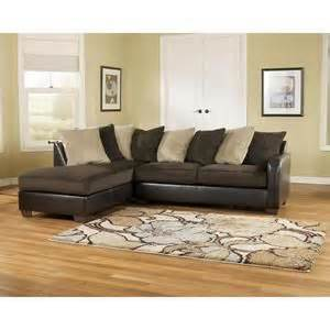 Nebraska Furniture Mart Ashley Contemporary Faux Leather