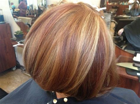 Used Artego Color, Two Different Shades Of Level 5 Red