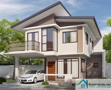 rumah sederhana  elegant desing rumah minimalis