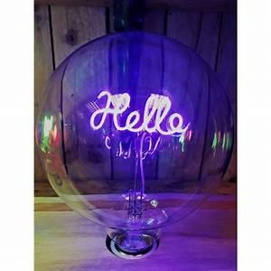 neon light bulbs for table l