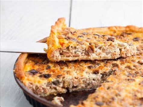 hervé cuisine pizza recette de cuisine la quiche traditionnelle doovi