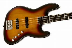 Deluxe Jazz Bass U00ae Active Iv