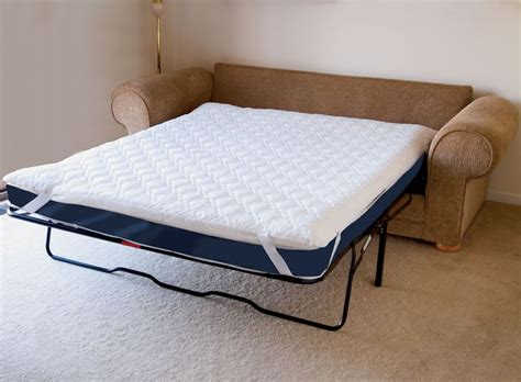 pull out mattress how to make a pull out sofa bed more comfortable