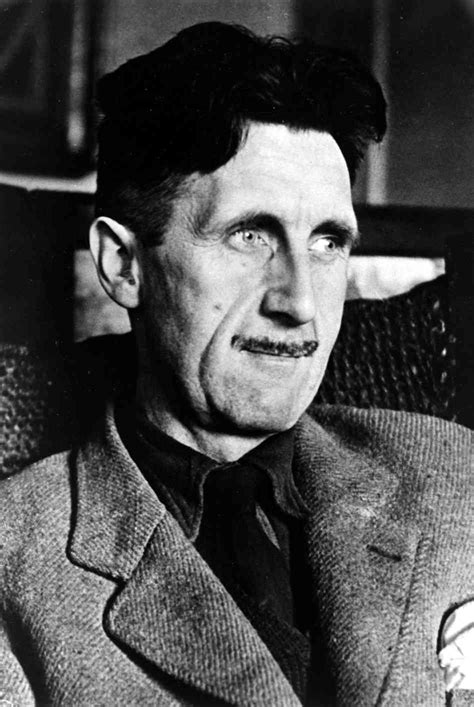 famous persnalities biography george orwell biography