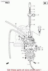 Suzuki Lt80 2000  Y  Carburetor