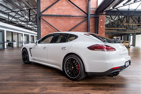 porsche panamera gts richmonds classic  prestige cars storage  sales adelaide