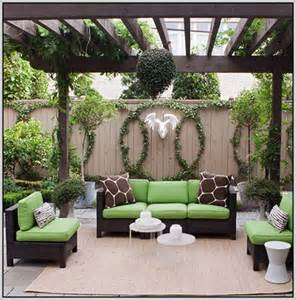 linen chairs deck patio ideas small backyards patios home design